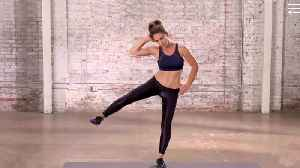 Just Follow Along With Jillian Michaels to This 7-Minute Workout and Get Ready For Lean Abs [Video]