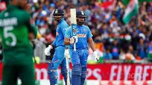News video: World Cup 2019 | Living in present has helped Rohit Sharma so far