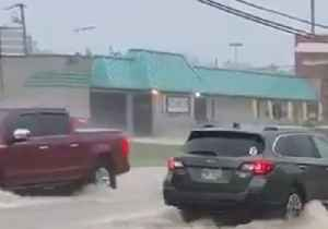 Heavy Rain Sparks Flash Flooding in Northern Ohio [Video]