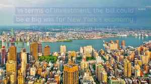 New York Approves Bill Setting Climate Goals for 2040 [Video]