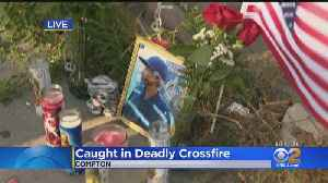 Family Mourns Man, 65, Killed In Crossfire [Video]