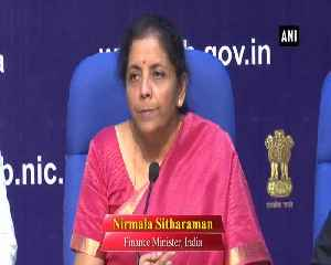 News video: Union Budget presented with 10 year vision in mind Nirmala Sitharaman