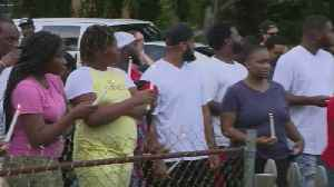 Vigil Held For Man Who Died During Fireworks Explosion [Video]