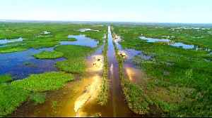 Iraq's Marsh Arabs facing threats of climate change [Video]