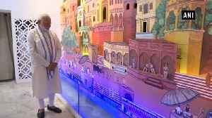 Watch: PM Modi takes virtual tour of Varanasi at unique museum [Video]