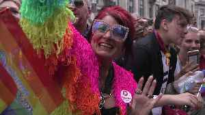 London Pride 2019: Hundreds of thousands celebrate LGBT rights [Video]