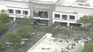 Authorities investigate explosion at Plantation shopping plaza [Video]