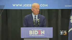 Biden Apologizes For Comments About Working With Segregationist Senators [Video]