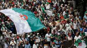 Algeria protesters demand free elections within 6 months [Video]