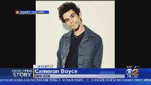 News video: Disney Star Cameron Boyce Dies In His Sleep At Age 20