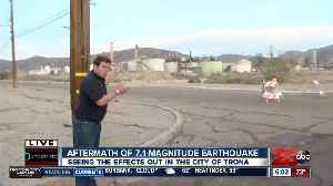 City of Trona faces recovery following 7.1 magnitude earthquake [Video]