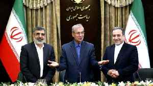 Iran set to exceed uranium enrichment limit in 2015 nuclear deal [Video]