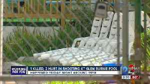 One killed, two hurt in Glen Burnie shooting [Video]