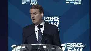 Michael Bennet Takes The Power Stage [Video]