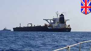 News video: British Marines seize Iranian oil tanker allegedly on its way to Syria