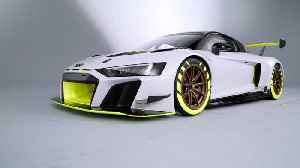 Audi R8 LMS GT2 Design [Video]