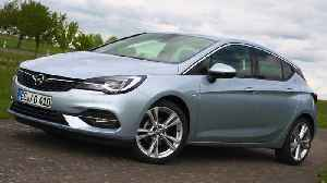 The new Opel Astra Exterior Design [Video]