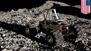 News video: Carnegie Mellon & Astrobotic to build MoonRanger rovers for NASA