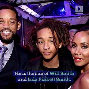 Happy Birthday, Jaden Smith! [Video]