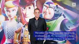 Sexual Misconduct Scene in 'Toy Story 2' Removed From Re-Release [Video]