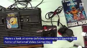 Defining Moments in Gaming (National Video Game Day) [Video]