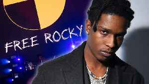ASAP Rocky Forced Into Solitary Confinement After Sweden Fight & Arrest [Video]