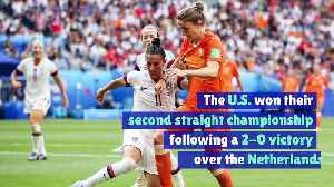 Ratings for 2019 Women's World Cup Championship Outperform Men's Final [Video]