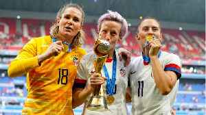 Women's World Cup 2019 Final Doesn't Beat Previous Television Record [Video]