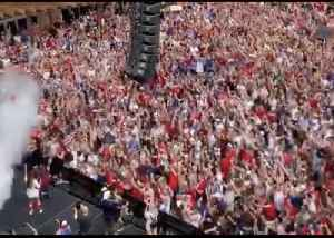 Crowds Erupt in Missouri as US Women Clinch Fourth World Cup Victory [Video]