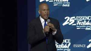 Presidential Candidate: Cory Booker [Video]