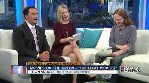 Film critic Josh Bell previews 'Jaws' on Lake Las Vegas and 'The Lego Movie 2' at Town Square [Video]