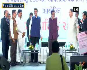 State Cooperative Bank gives Rs 5crore to Maharashtra CM Relief Fund [Video]