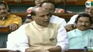 News video: BJP has nothing to do with whatever is happening in Karnataka: Rajnath