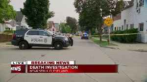 News video: Milwaukee police investigate death on south side