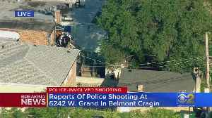 Police-Involved Shooting In Belmont Cragin [Video]