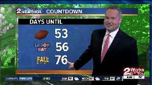 Monday morning weather [Video]