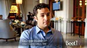 'We're Selling Trust And A Relationship': IBM's Hammer [Video]