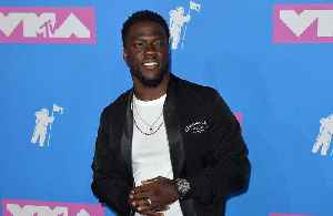 Kevin Hart celebrates 40th birthday in LA [Video]