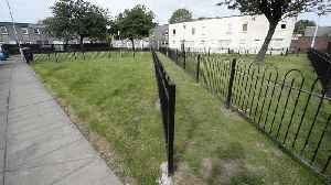 Council spend £6K on fence to stop kids playing [Video]