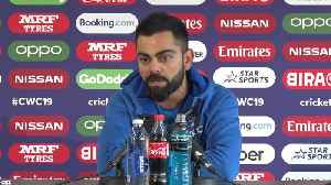 Virat Kohli: Rohit Sharma is the top ODI player in the world [Video]