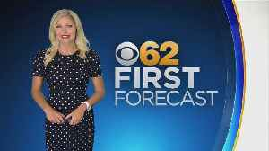 News video: First Forecast Weather July 8, 2019 (Today)