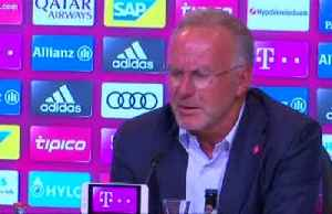 Bayern waiting for transfer market domino effect – Rummenigge [Video]