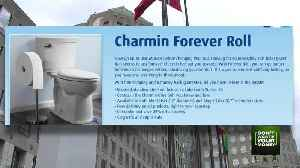 Charmin Forever Roll: Will shoppers really want it? [Video]