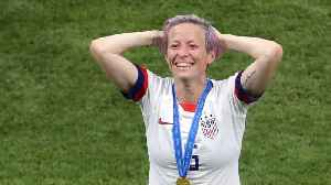 Megan Rapinoe Comments On FIFA President Being Booed At World Cup [Video]