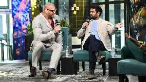 Kumail Nanjiani & Dave Bautista On How Toxic Masculinity Is Addressed In The Movie [Video]