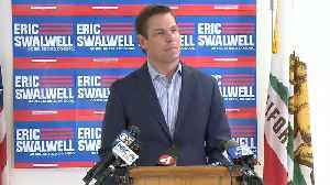 SWALWELL DROPS OUT: Congressman Eric Swalwell Drops Out Of Presidential Race [Video]