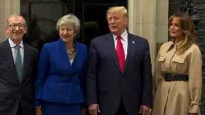 Donald Trump: Theresa May has 'made a mess' of Brexit [Video]