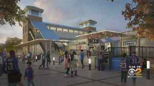 News video: Plans For New Year-Round LIRR Station At Belmont Park