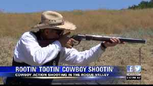 Cowboys in the Rogue Valley [Video]