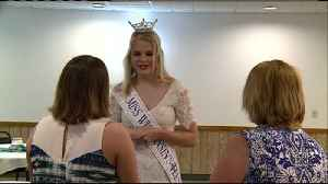 Miss Wisconsin's Outstanding Teen prepares for national stage [Video]